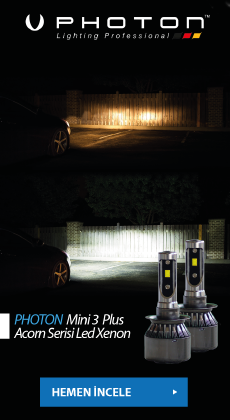 photon led xenon