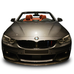 Bmw 4 Serisi F33 Cabrio M Performance Ön Lip