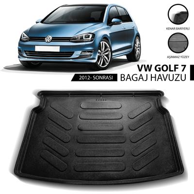 VW Golf 7 Bagaj Havuzu