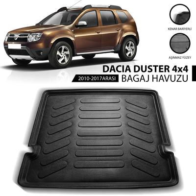 Dacia Duster 4x4 2010-2017 Arası Bagaj Havuzu