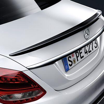 Mercedes w205 spoiler