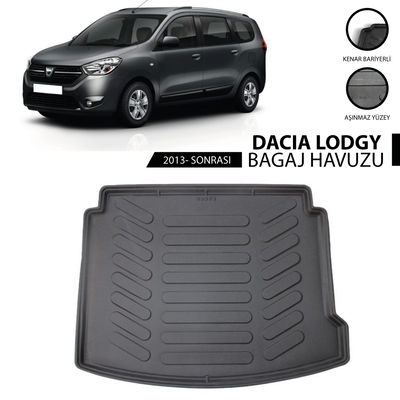 Dacia Lodgy Bagaj Havuzu